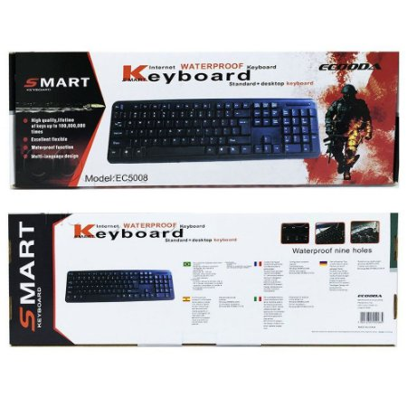 Teclado Smart Ecooda - Slim