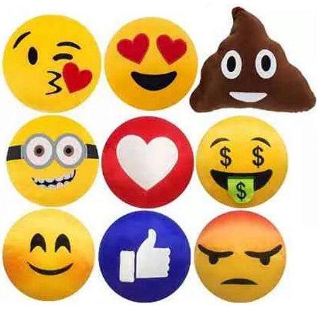 Almofada Emoji Whatsapp Facebook