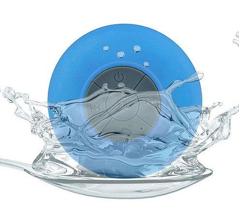 Mini Caixa de Som á Prova D'água Bluetooth