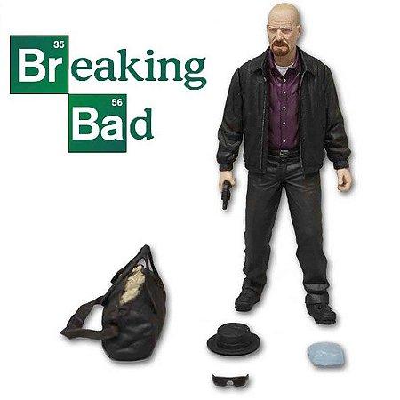 Action Figure Walter White - Heisenberg Breaking Bad