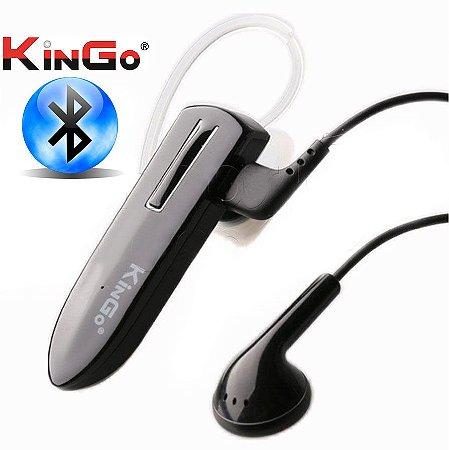 Fone de Ouvido Bluetooth Universal - Kingo