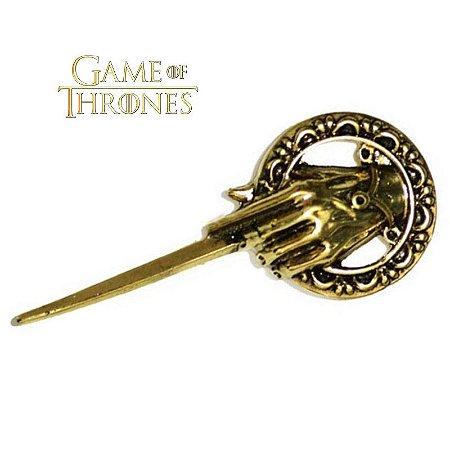 Broche Mão do Rei - Game Of Thrones