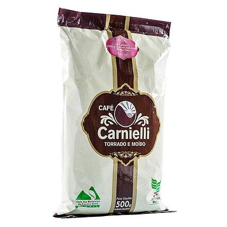 Café Torrado e Moído Carnielli Coador(500g)