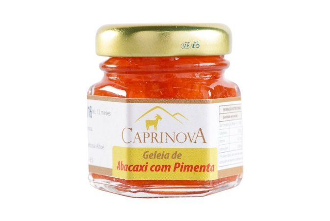 Geléia Abacaxi com Pimenta (110g)
