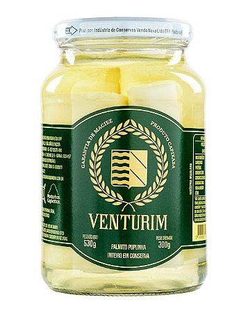Palmito Inteiro em Conserva Venturim (300g)