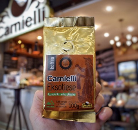 Carnielli Café da Ave Jacu - [Micro Lote] 100g