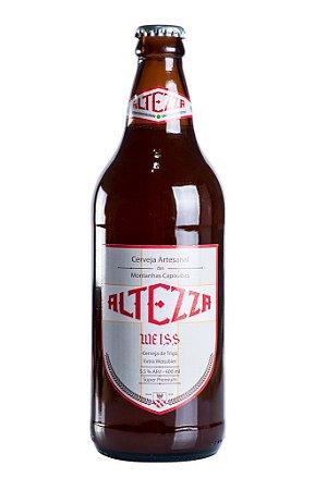 Cerveja Artesanal Weiss - Altezza