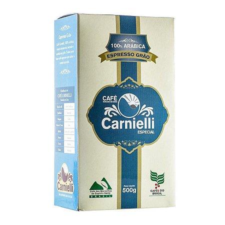 Café Carnielli Espresso Grão - 500gr