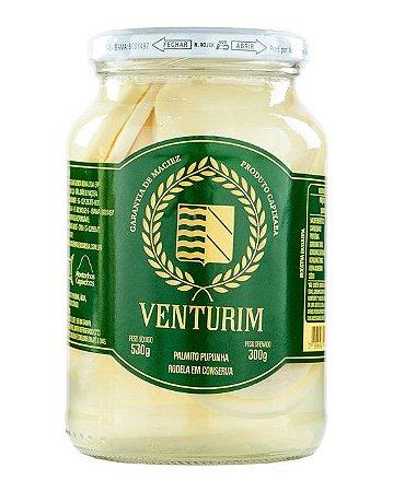 Palmito Rodela em Conserva Venturim (300g)