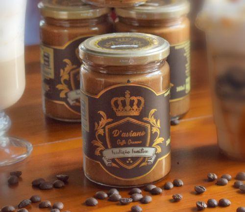 Creme de Café - D'aviano Caffe Cremoso