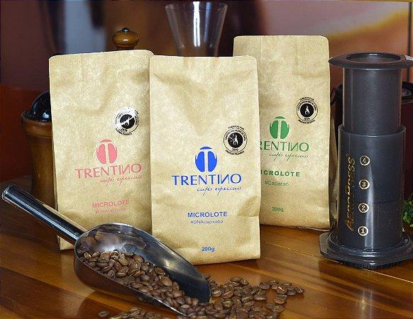 Kit 3 Cafés Trentino
