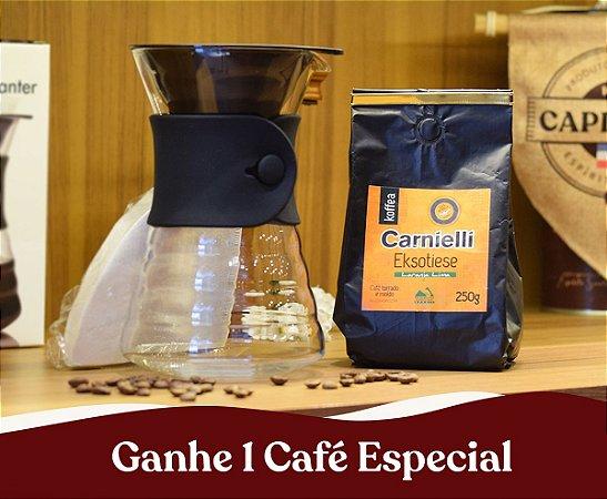PROMO   Hario V60 Decanter + Café Grátis