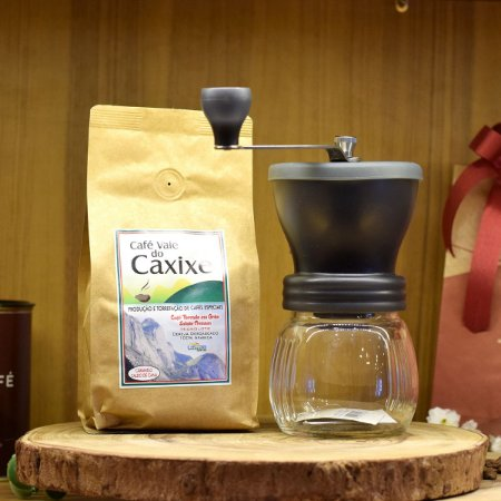 Café Vale do Caxixe + Moedor Hario