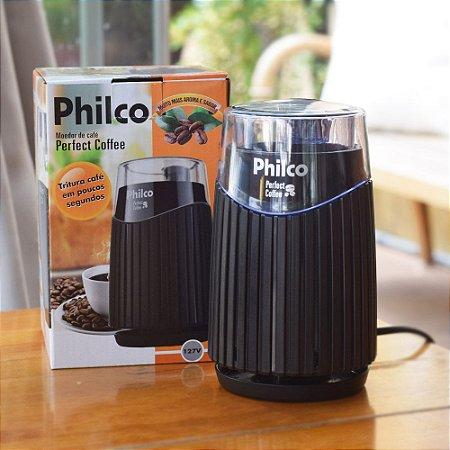 Moedor elétrico de Café Philco