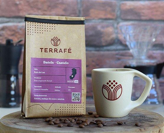 Microlote Bateia + Xícara Terrafé