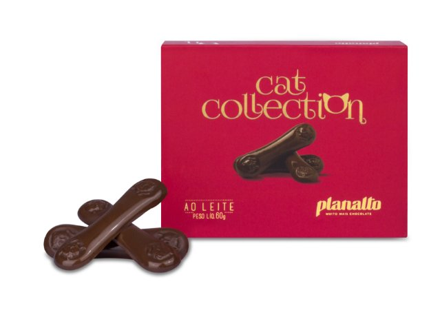 Cat Collection ao Leite