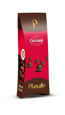 Drágea Chocolate ao Leite Crocante 80g