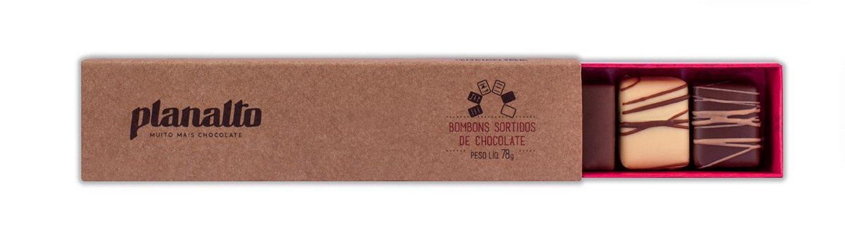 Bombons Sortidos de Chocolate