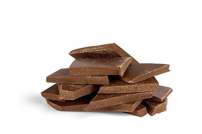 Lascas de Chocolate ao Leite