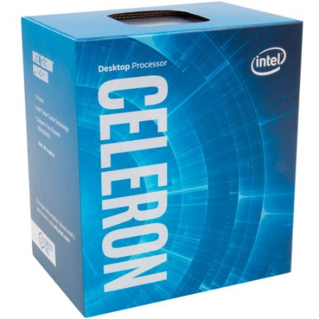 Processador Intel Celeron G3930 Kaby Lake, Cache 2MB, 2.9GHz, LGA 1151, Intel HD Graphics 610 BX80677G3930