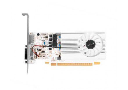 Placa de Vídeo VGA NVIDIA Galax GEFORCE GT 1030 2GB DDR5 64Bits Exoc 30NPH4HVQ5EW