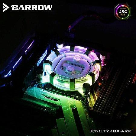 BLOCO WATERCOOLED BARROW X299 P/N LTYKBX-ARK