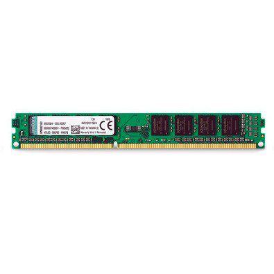 Memória Kingston 4GB CL11 1600MHz DDR3 DIMM SR - PN # KVR16N11S8/4