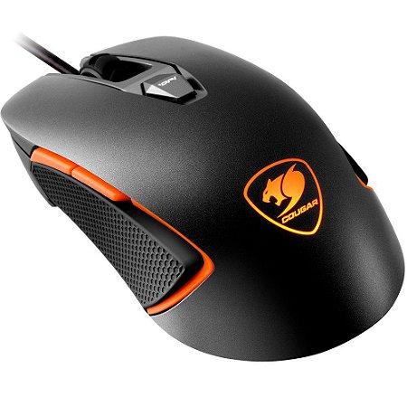 Mouse Cougar Gaming 450M USB Optical 50-5000 DPI Black - PN # 3M450WOB.0001