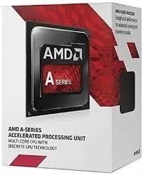 Processador AMD Kaveri A8 7650K 3.3Ghz 4MB Radeon R7 FM2+ 95W - PN # AD765KXBJASBX