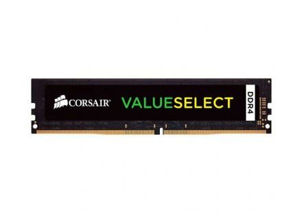 MEMÓRIA CORSAIR VALUESELECT 16GB (1X16) 2400MHZ DDR4, CMV16GX4M1L2400C16