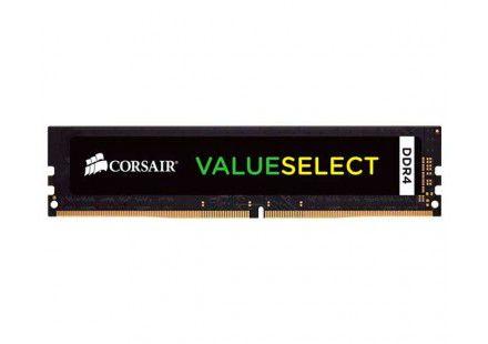 MEMÓRIA CORSAIR VALUESELECT 8GB (1X8) 2400MHZ DDR4, CMV8GX4M1L2400C16