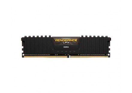 MEMORIA CORSAIR VENGEANCE LPX 4GB (1X4) 2400MHZ DDR4 PRETA, CMK4GX4M1D2400C14