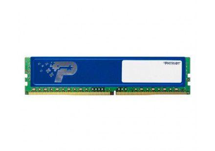 MEMÓRIA PATRIOT 4GB DDR4 2400MHZ, PSD44G240082H