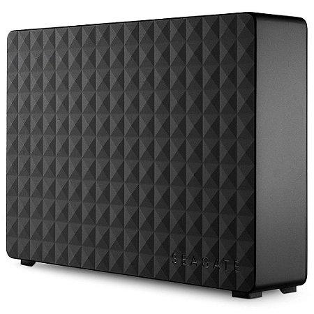 HD Externo SEA 3TB Expansion Desktop 3.0 Preto - PN # STEB3000200