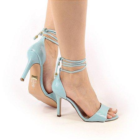 CC17004 - Sandália Azul Pistache