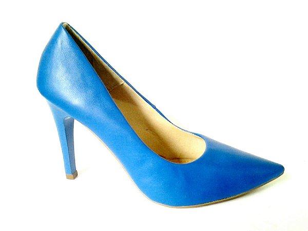 SL9100  - Scarpin Fosco Azul turin
