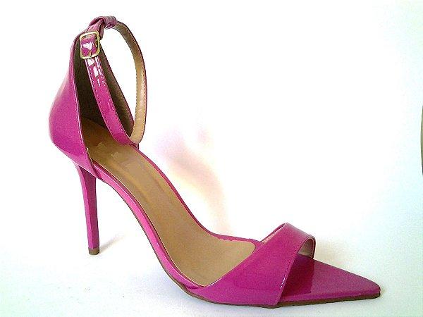 SL17006 - Sandália Pink Bico folha