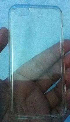 Capa Iphone 5/5s/Se Transparente