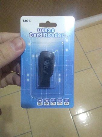 Leitor De Cartão De Memória - Micro Sd