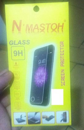 Pelicula de vidro Lg K8 2016