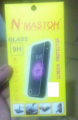 Pelicula de Vidro Traseira Iphone 7