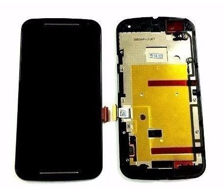Combo Frontal Display Touch Moto G2 XT1068 XT1069