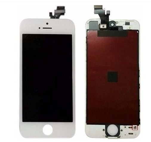 Combo Frontal Display Touch Iphone 5 Branco