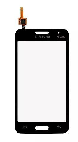 Tela Touch Galaxy Core 2 Duos G355 G355m G355h Preto