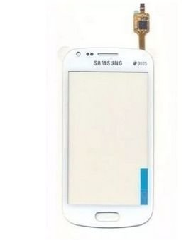 Tela Touch Galaxy S Duos 2 S7582 Branco