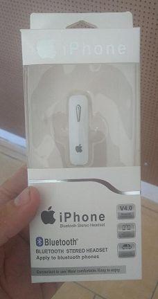 Fone Bluetooth Apple