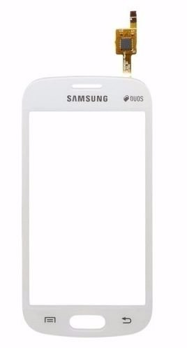 Tela Touch Galaxy Trend Lite Duos s7392 S7390 Branco