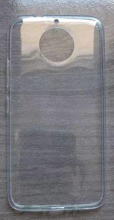 Capa Moto G5s Transparente