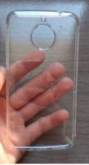 Capa Moto E4 Transparente