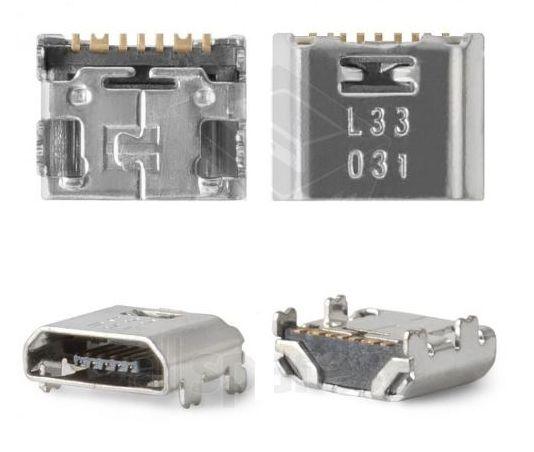 Conector de Carga Grand Neo Duos TV i9063